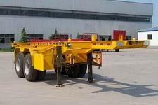 沃顺达7.3米31.3吨2轴集装箱运输半挂车(DR9350TJZ)