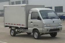 恒润牌HRQ5021XXYBEV型纯电动厢式运输车