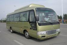 7.3米舒驰YTK6730EV1纯电动客车