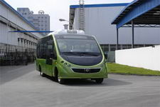 6.8米恒通客车CKZ6680CHBEV纯电动客车