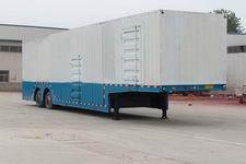 轿运车箱式车辆运输半挂车
