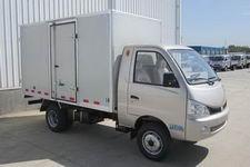 黑豹国四单桥厢式运输车85马力5吨以下(BJ5036XXYD30GS)