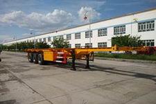 恒毅牌YHY9400TJZ型集装箱运输半挂车