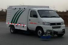 东风牌EQ5031TSLACBEV3型纯电动扫路车图片