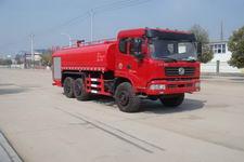 江特牌JDF5160TSMH4型供水沙漠车
