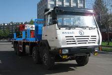 通石牌THS5310TYC4型运材车图片