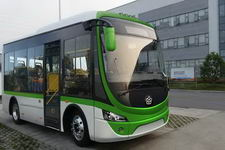 6.6米广通GTQ6661BEVB2纯电动城市客车