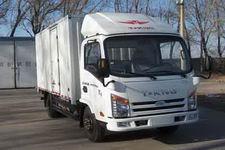 卢沟桥牌CJJ5041XXYBEV型纯电动厢式运输车