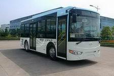8.5米上饶SR6850BEVG纯电动城市客车
