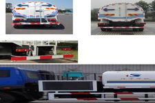 鑫华驰牌THD5161GSSC4型洒水车图片