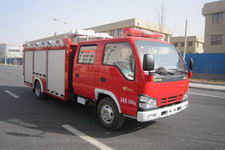中卓时代牌ZXF5050XXFQC60型器材消防车