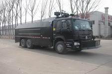 中天之星牌TC5252GFB型防暴水罐车图片