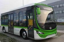 8.1米广通GTQ6801BEVB2纯电动城市客车