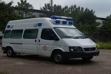 八达牌XB5033XJHL4-H型救护车图片