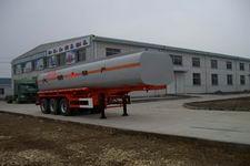 中商汽车牌ZZS9403GHY型化工液体运输半挂车图片
