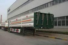 安瑞科12.4米00.4吨2轴高压气体运输半挂车(HGJ9351GGQ)