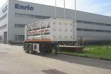 安瑞科7.2米2.2吨2轴高压气体运输半挂车(HGJ9251GGQ)