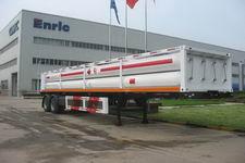 安瑞科12.4米3.4吨2轴高压气体运输半挂车(HGJ9357GGQ)