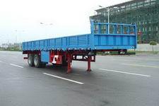 华骏10米28吨2轴半挂车(ZCZ9343)