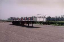 威腾牌BWG9402型拖板半挂车