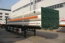 安瑞科12.4米0.9吨2轴高压气体运输半挂车(HGJ9354GGQ)