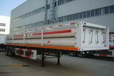 安瑞科12.4米3.1吨2轴高压气体运输半挂车(HGJ9356GGQ)