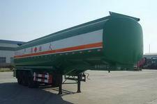 华宇达牌LHY9400GJY型加油半挂车图片