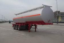 神狐11米30吨3轴化工液体运输半挂车(HLQ9402GHY)