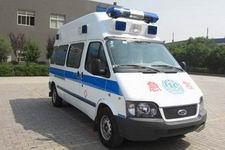 长庆牌CQK5030XJH4型救护车图片
