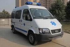 长庆牌CQK5036XJH4型救护车图片