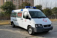 长庆牌CQK5031XJH4型救护车图片