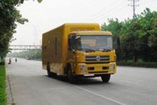 畅达牌NJ5160TQX4型工程抢险车图片