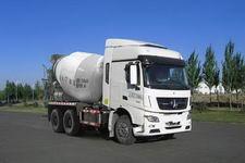 北奔牌ND5250GJBZ00型混凝土搅拌运输车图片