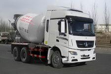 北奔牌ND5250GJBZ02型混凝土搅拌运输车图片