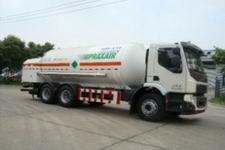 查特牌CTZ5253GDY型低温液体运输车图片