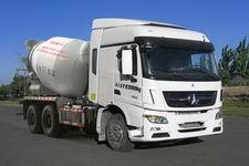 北奔牌ND5250GJBZ03型混凝土搅拌运输车图片