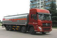程力威牌CLW5310GRYD4型易燃液体罐式运输车