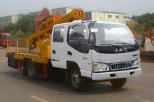恒润牌HHR5070TQX4JH型护栏抢修车