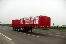 华骏牌ZCZ9400CCYHJD型仓栅式运输半挂车图片