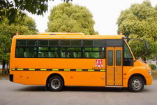 解放牌CA6750PFD81S型小学生专用校车图片2