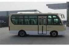 大力牌DLQ6580HA4型客车图片3