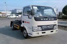楚飞牌CLQ5040ZXX4NJ型车厢可卸式垃圾车