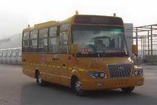 大力牌DLQ6720EX4型小学生专用校车图片2