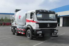 北奔牌ND5250GJBZ14型混凝土搅拌运输车图片