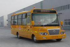 大力牌DLQ6770HX4型小学生专用校车图片2