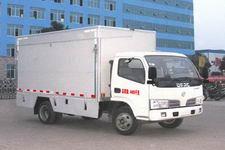 程力威牌CLW5041XWT4型舞台车