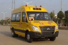 5.9米|10-19座晶马专用小学生校车(JMV6590XF)