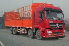 北奔牌ND5310CCYZ22型仓栅式运输车图片