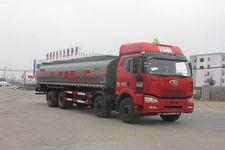 程力威牌CLW5311GRYC4型易燃液体罐式运输车