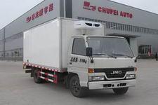 江铃国四4.2米冷藏车